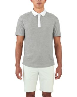 Men's Uas Terry Polo