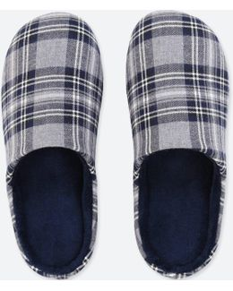Room Shoes (patterned)