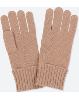 Cashmere Knitted Gloves