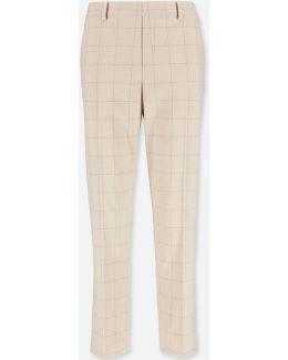 Women Smart Style Ankle-length Pants