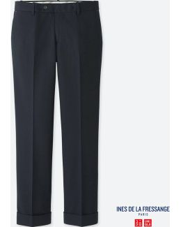 Women Idlf Wool-blend Pants