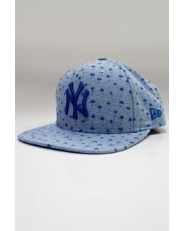 Micro Palm New York Yankees 9fifty Snapback Cap