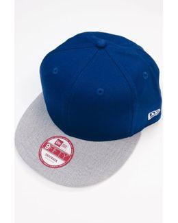 Essential Fabric Mix 9fifty Snapback Cap
