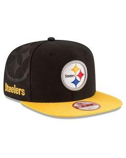 Pittsburgh Steelers Sideline Original Fit 9fifty Snapback Cap