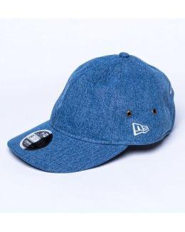 Washed Denim 9forty Cap