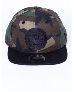 Nba 9fifty Brooklyn Nets Snapback Cap