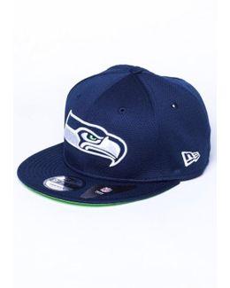 Seattle Seahawks Training Mesh 9fifty Snapback Cap