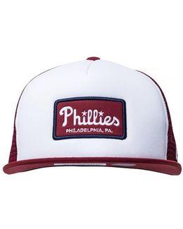 Philadelphia Phillies Emblem Foam A Frame 9fifty Snapback Cap