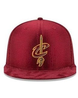 Cleveland Cavaliers 2017 On-court 9fifty Cap