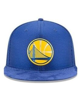 Golden State Warriors 2017 On-court 9fifty Cap