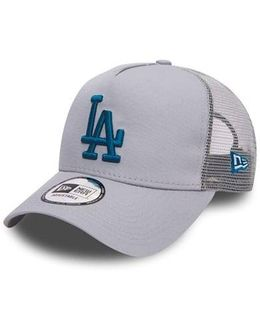 Los Angeles Dodgers Essential A Frame Trucker Cap
