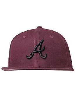 Atlanta Braves Essential Original Fit 9fifty Snapback