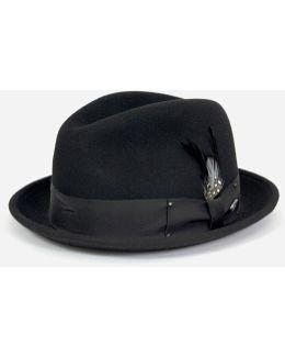 Bailey Tino Felt Crushable Trilby Hat