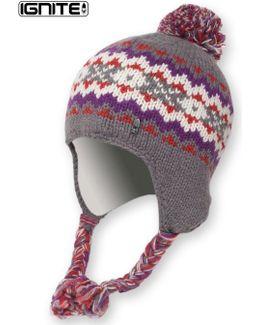 Ignite No1 Peru Beanie Hat