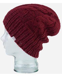 Parks Cable Beanie Hat