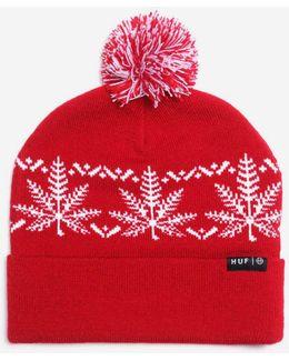 Nordic Beanie Hat