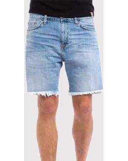 Davies Open Hem Shorts