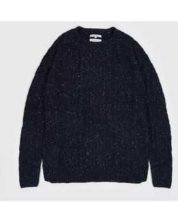 Cheveley Cable Knit Jumper