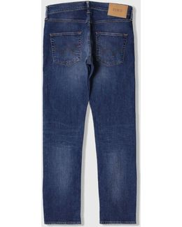 Ed-55 Night Blue Jeans 11oz (regular Tapered)