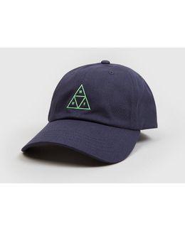Trip Tri Curved Peak Cap