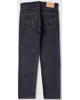 Ed-45 Deep Blue Jeans 11.8oz (loose Tapered)
