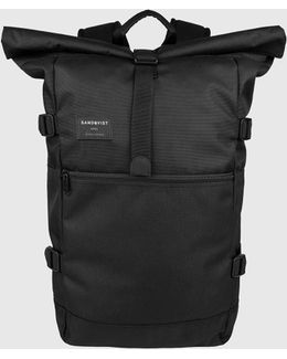 Fabian Roll Top Backpack (ripstop)