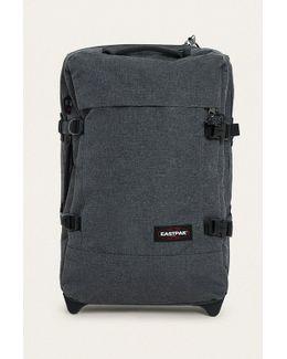 Tranverz S Black Denim Luggage