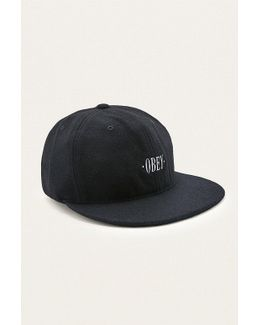 Wilson Wool Black Flexfit Cap