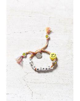 Dont Worry Bee Happy Bracelet