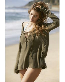 Lakeside Pullover Top