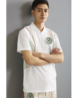 X Daily Paper Polo Shirt