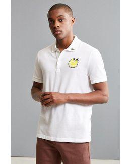 X Yazbukey Pique Polo Shirt