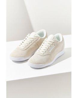 Suede Princess Sneaker