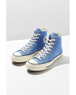 Chuck Taylor All Star '70 Vintage Suede High Top Sneaker