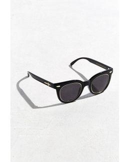 Pop Control Gold Accent Sunglasses