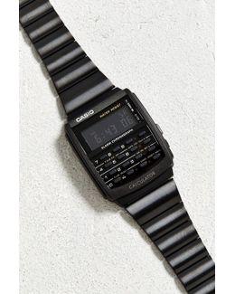 Vintage Calculator Watch