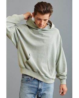Howell Velour Hoodie Sweatshirt