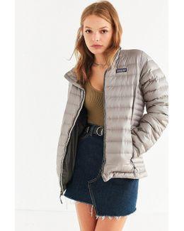 Down Sweater Coat