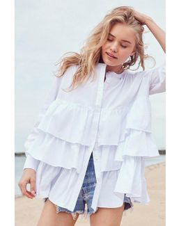 Poppie Tiered Blouse
