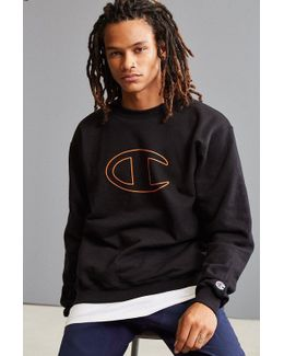 Big C Crew Neck Sweatshirt