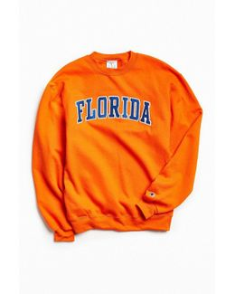 University Of Florida Eco Fleece Crew Neck Sweatshirt