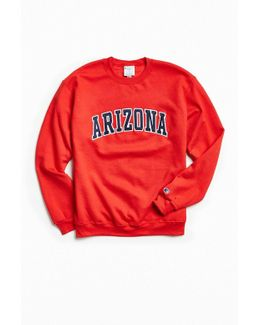 University Of Arizona Eco Fleece Crew Neck Sweatshirt