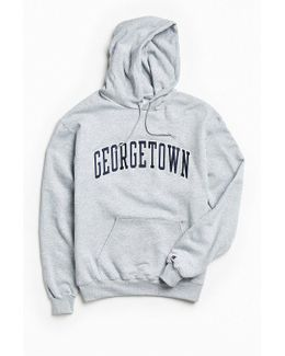 Georgetown University Eco Fleece Hoodie Sweatshirt