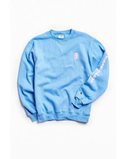 Triple C Fleece Crew Neck Sweatshirt
