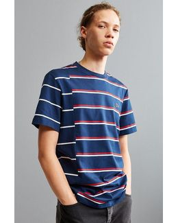 Made In France Broken Stripe Tee