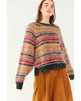 Party Yarn Dolman Sweater