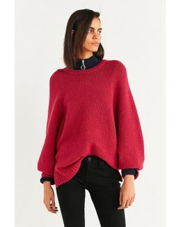 Kelly Dolman Sweater