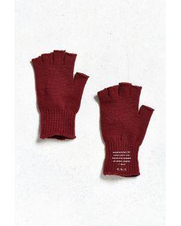 Uo Fingerless Knit Glove
