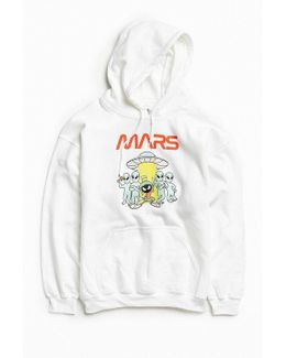 Marvin The Martian Mars Hoodie Sweatshirt