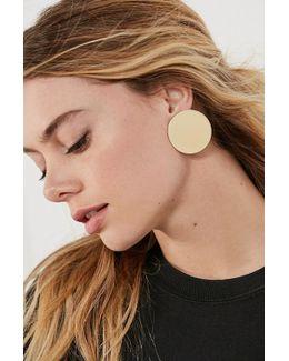 Ariel Disc Earring